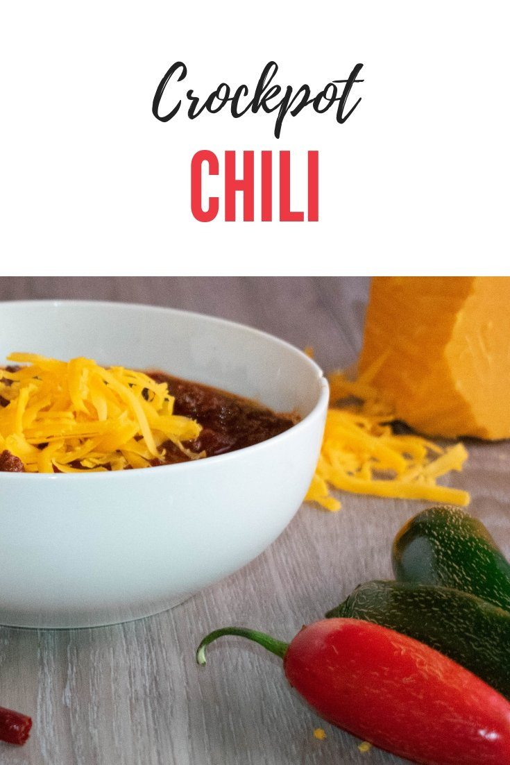This guilt-free keto crockpot chili is delicious and effortless. Just dump the ingredients and let this low-carb, paleo dinner simmer in the slow cooker.