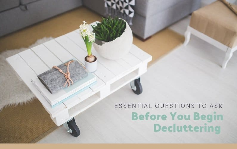 How to Make an Effective Plan for Decluttering