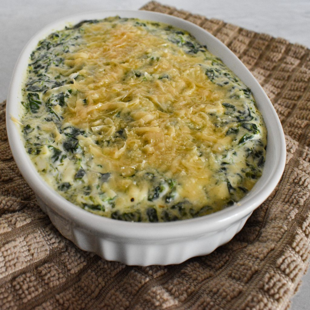 Low-Carb Keto Spinach Dip