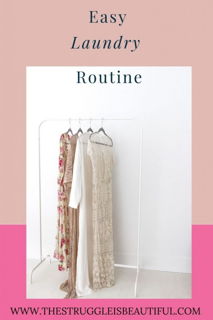 This Easy Laundry Routine will change EVERYTHING!