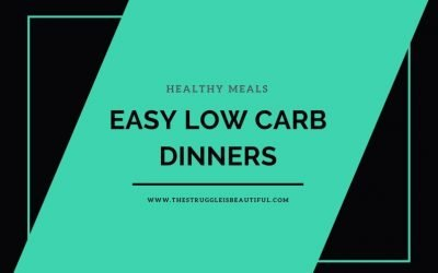Easy Low-Carb Dinners: 10 Weeknight Meals