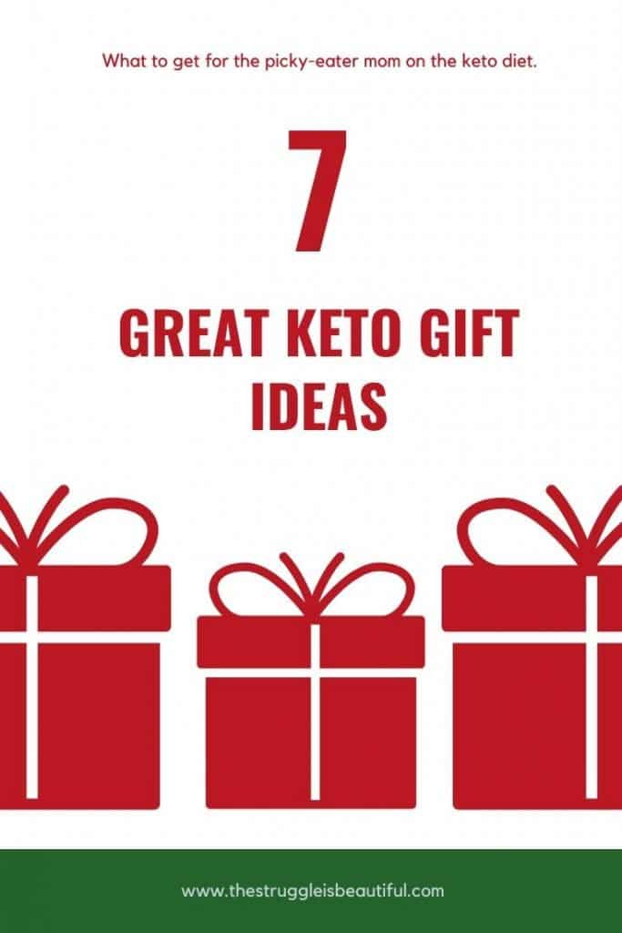 Brilliant Gift Ideas for the keto obsessed.