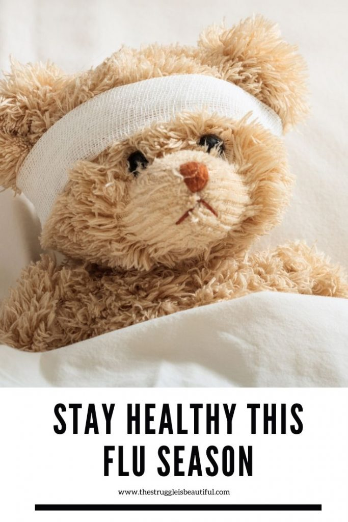Read these healthy tips for staying healthy this flu season.