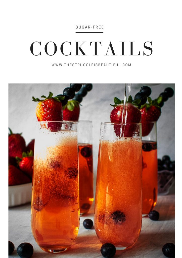 Sugar-Free Cocktails