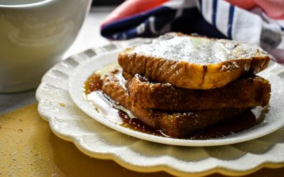 Easy Weight Watchers French Toast