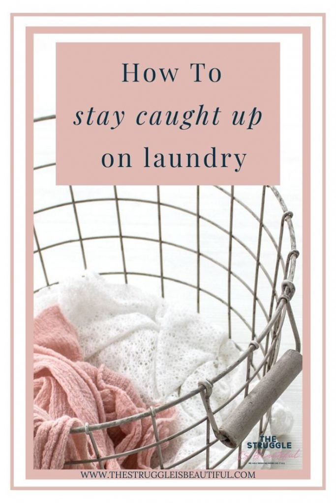 Catch up on laundry with these awesome tips.