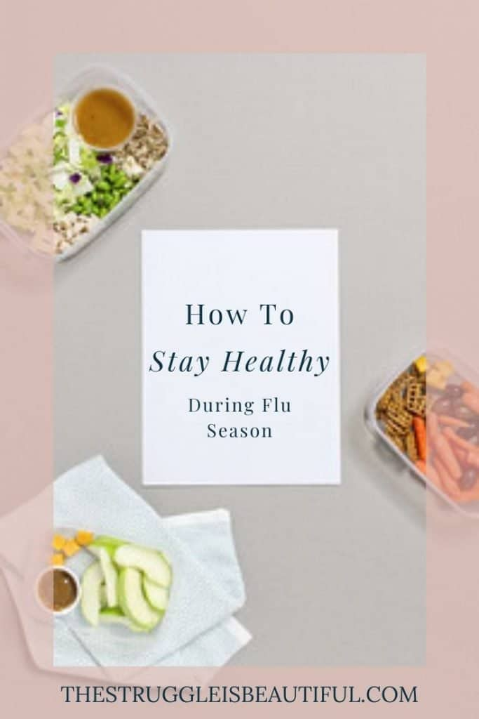 Tips and tricks for staying healthy during flu season.
