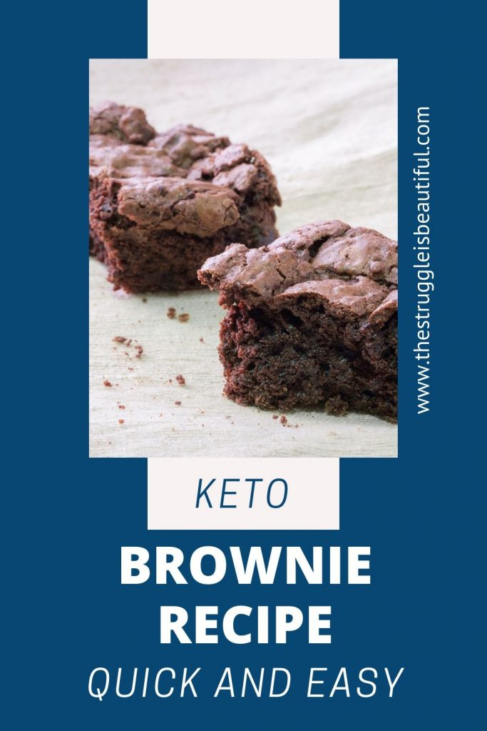 Keto Brownie Recipe: Quick and Easy8